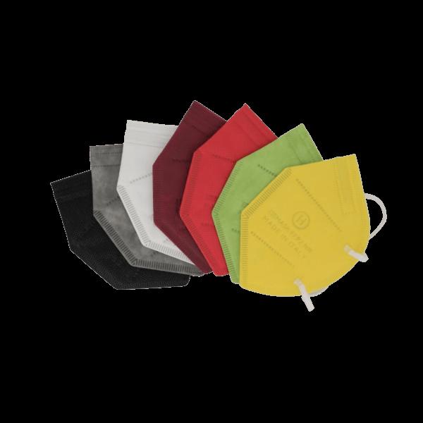 mascherine ffp2 colorate +39mask certificate ce