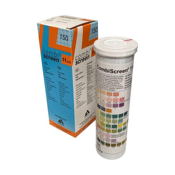 combi screen 11 sys strisce reattive analisi urine