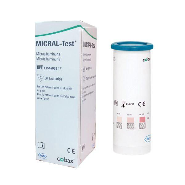 Micral Test rivelazione Microalbuminuria nelle urine