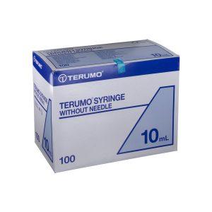 Siringhe Sterili Monouso TERUMO 10ml Ago 21G Verde (100 Pezzi)